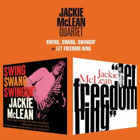 Swing, Swang, Swinging + Let Freedom Ring