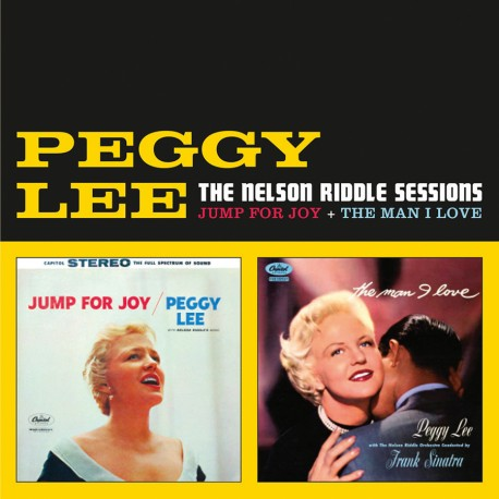 The Nelson Riddle Sessions