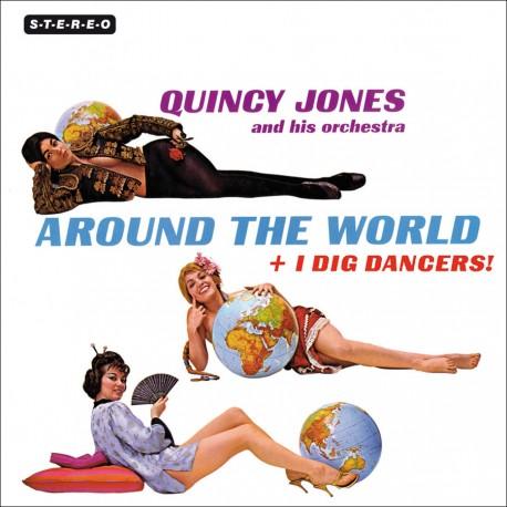 Around the World + I Dig Dancers ! + 4 Bonus