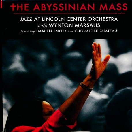The Abyssinian Mass 2-CD + DVD