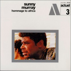 Hommage to Africa (Gatefold)