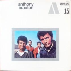 Anthony Braxton B-X0 Noi47A (Gatefold)
