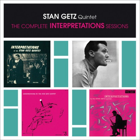The Complete Interpretations Sessions