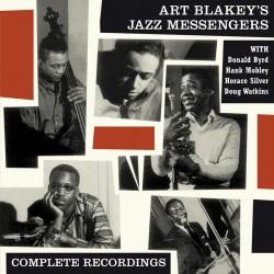 A. Blakey´S Jazz Messengers w/ D. Byrd + H. Silver