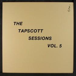 The Tapscott Sessions Vol. 5 (Solo Piano)