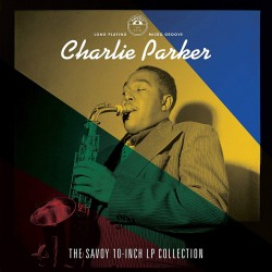 The Savoy 10-inch LP Collection (Box Set)