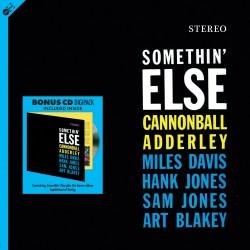 Somethin´ Else (CD Digipack Included)