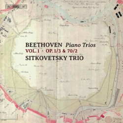 Beethoven - Piano Trios, Vol.1