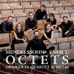 Mendelssohn & Enescu: Octets w/ Meta4
