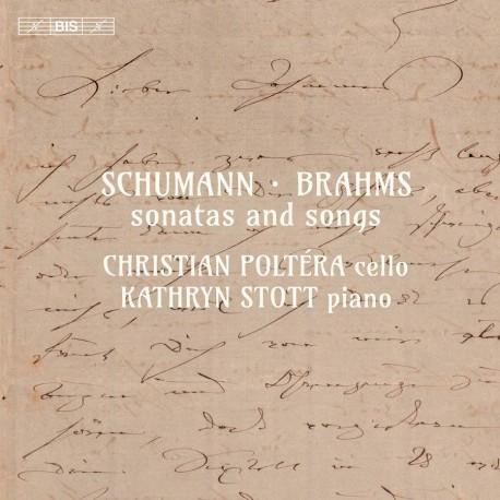 Schumann & Brahms - Sonatas and Songs