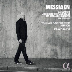 Messiaen - L´Ascension
