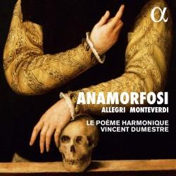 Various - Anamorfosi Le Poeme Harmonique