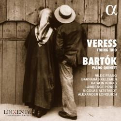 Veress: String Trio & Bartok: Piano Quintet