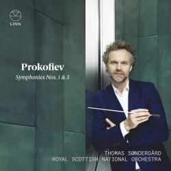 Prokofiev - Symphonies Nos. 1 and 5