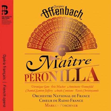 Maitre Peronilla (2CDs + Book)
