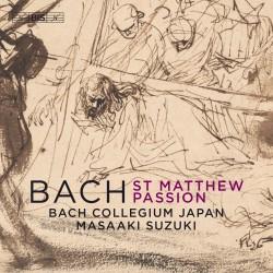 Bach, J.S.-  St Matthew Passion