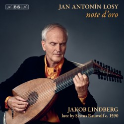 Losy, Jan Antonin - Note d´oro: Lute Music