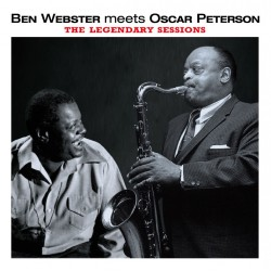 Meets Oscar Peterson: Legendary Sessions