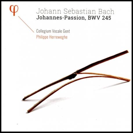 JSB - Johannes-Passion, BWV 245