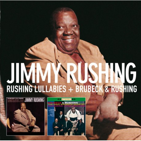 Rushing Lllabies + Brubeck and Rushing