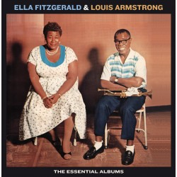 Ella Fitzgeral & Louis Armstrong Essential Albums