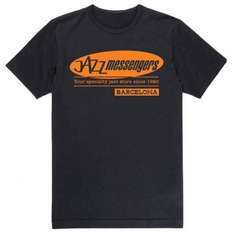 Jazz Messengers BCN T-Shirt - Black XL Size