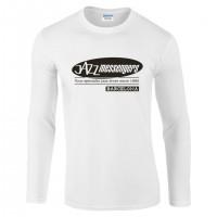 Jazz Messengers BCN T-Shirt - White Long Sleeve XL