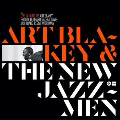 And The New Jazz Men - Live in Paris 65