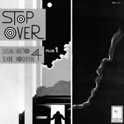 Quartet + 1 - Stop Over (45 RPM Gatefold)