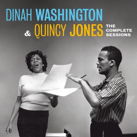 The Complete Sessions with Quincy Jones