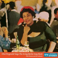 Sings the Irving Berlin Songbook (Gatefold)