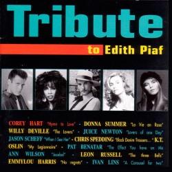Edith Piaf Tribute