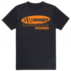 Jazz Messengers BCN T-Shirt - Black XXL Size