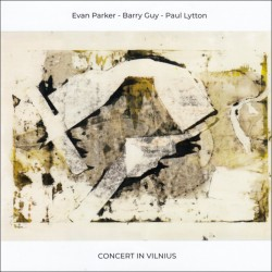 Concert in Vilnius w/ Barry Guy & Paul Lytton