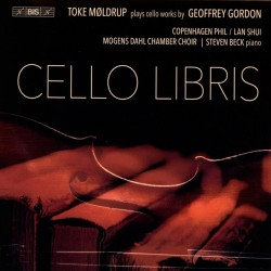 Cello Libris: Works by Geoffrey Gordon