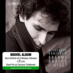 Brahms - Bartok - Liszt