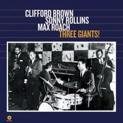 Brown, Rollins, Roach: Three Giants!