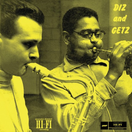 Diz and Getz - 180 Gram with Digital Download