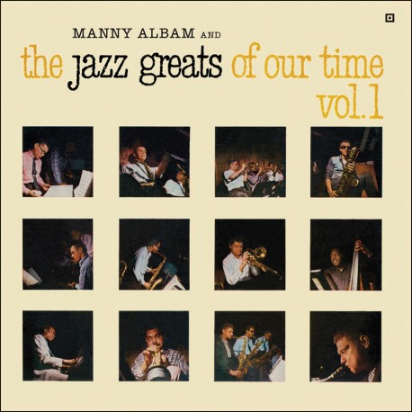 The Jazz Greats of Our Time Vol.1 - 180 Gram