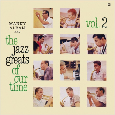 The Jazz Greats of Our Time Vol.2 - 180 Gram
