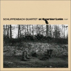 Schlippenbach Quartet - at Quartier Latin