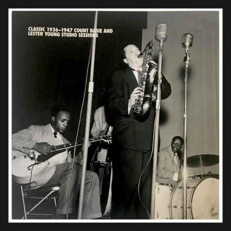 Classic 1936-1947 Basie and Young Studio Sessions