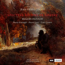 The Way to Sound - Spectral Visions of Goethe