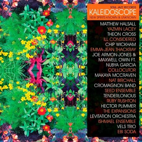 Kaleidoscope: New Spirits Known & Unknown