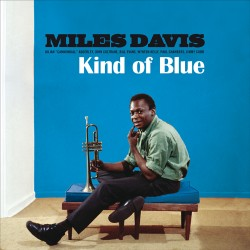 Kind of Blue (180 Gram Colored Vinyl)