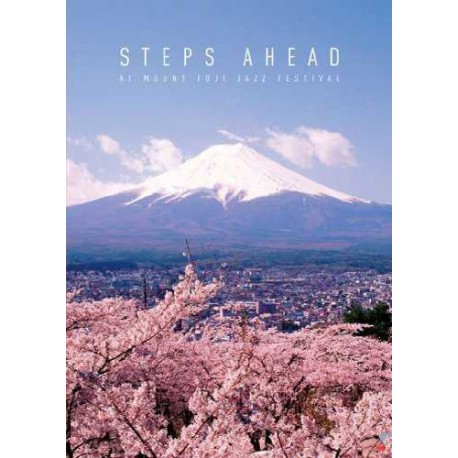 At Mount Fuji Jazz Festival