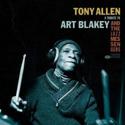 A Tribute to Art Blakey (10 Inch EP)