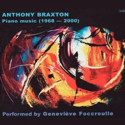 Anthony Braxton Piano Music (1968 - 2000)