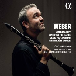 Clara Weber: Works for Clarinet