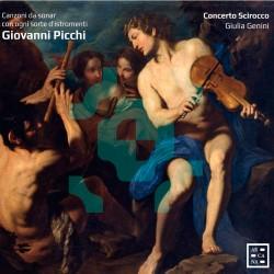 Giovanni Picchi - Canzoni da sonar…